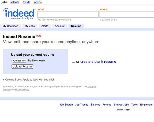 Nice Design Ideas How To Upload Resume On Indeed 6 Indeed Post ...