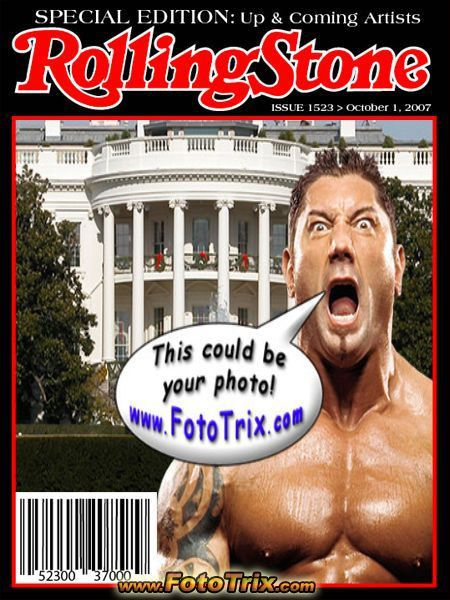 Rolling Stone Magazine Template | Party Time - Rock Star | Pinterest