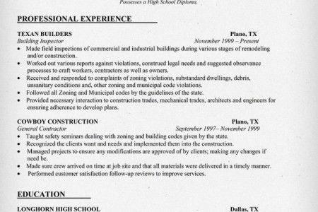 building inspector cover letter building inspector cover letter
