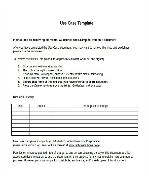 10+ Business Case Templates - Free Sample, Example, Format | Free ...