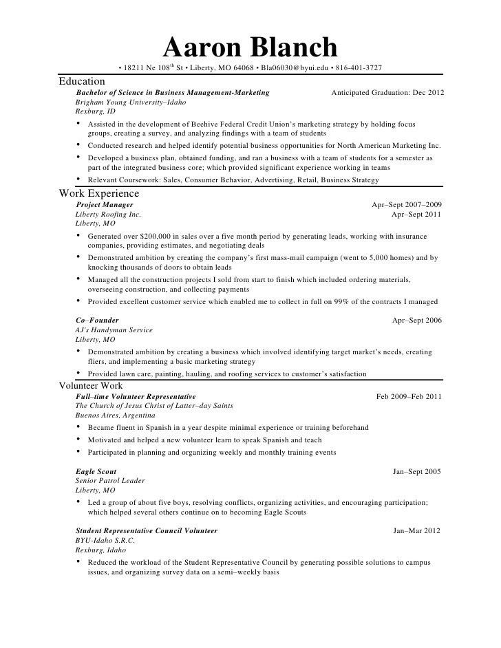 Sample Format Resume. New Resume Format Sample Free Resume ...