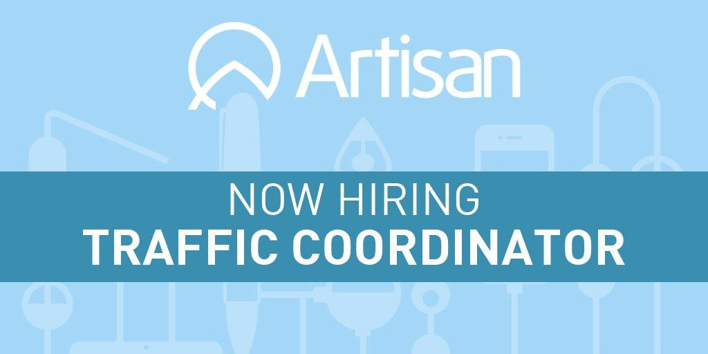 Traffic Coordinator Job Description - Artisan Talent