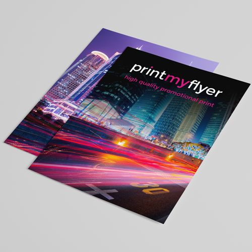 Print My Flyer - High Quality Promotional Printing