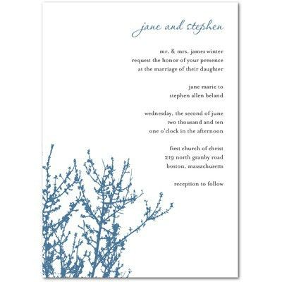 Sample Wedding Invitations Wording For You – Elegantweddinginvites ...