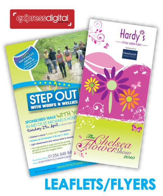 Premium 250 X 2 Sided A5 Colour Flyers Leaflets/printing Service ...