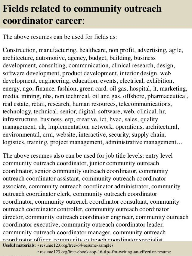 Cover Letter » Office Coordinator Cover Letter - Cover Letter and ...
