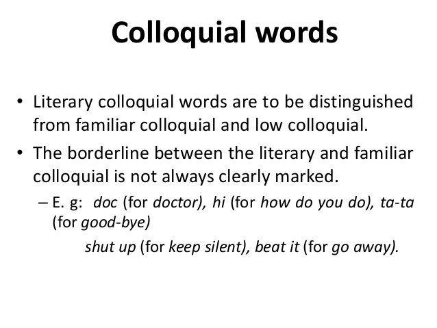 Lexicology -summary