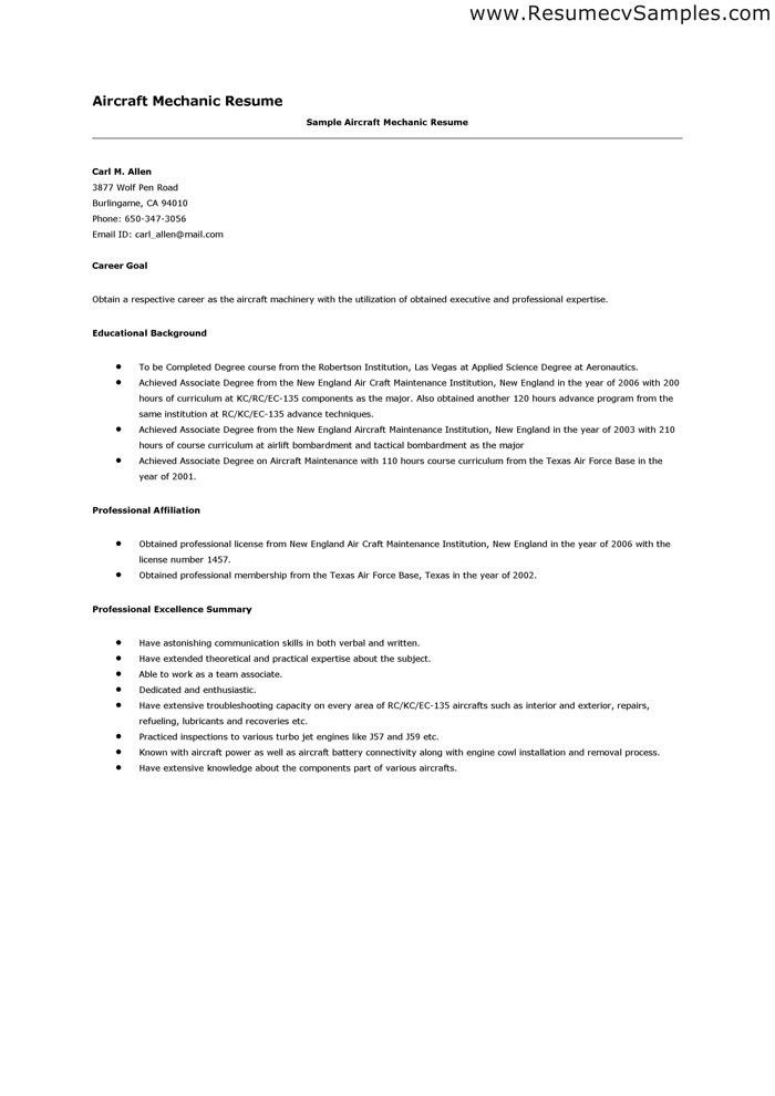 Aviation Cover Letter Examples - Hvac Cover Letter Sample - Hvac