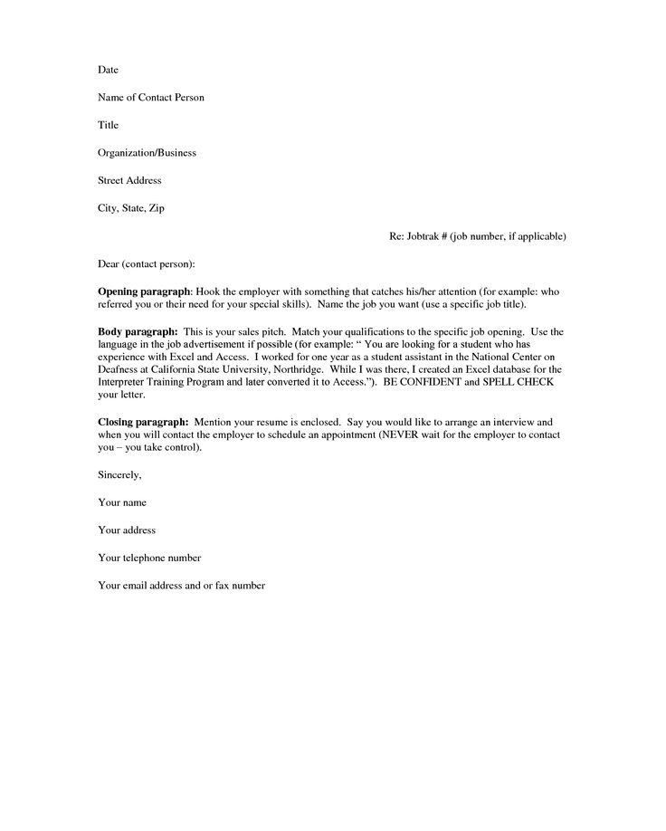 F And B Controller Cover Letter