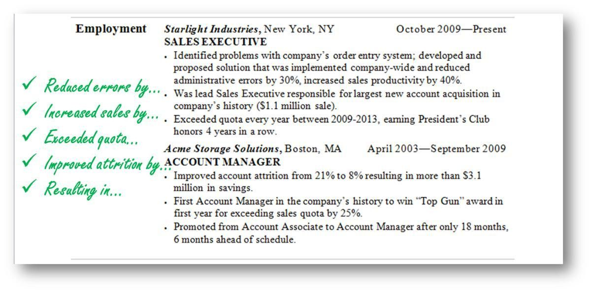 100+ Account Executive Job Description For Resume | Download Cna ...