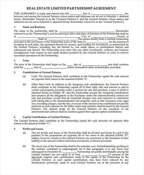 40+ Printable Agreement Forms | Free & Premium Templates
