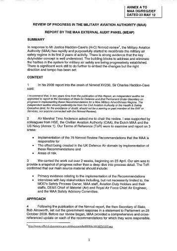 External Audit Report. Thogati Perfect External Audit Plan ...