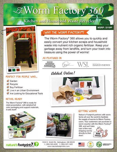 WF info sheet | Matt Worley Design