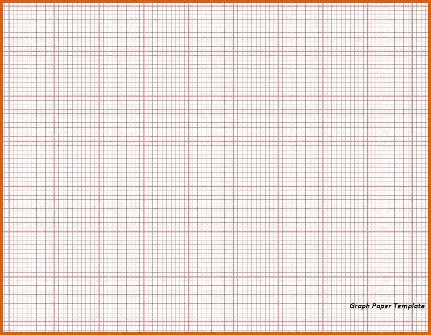 graph paper template word | apa examples