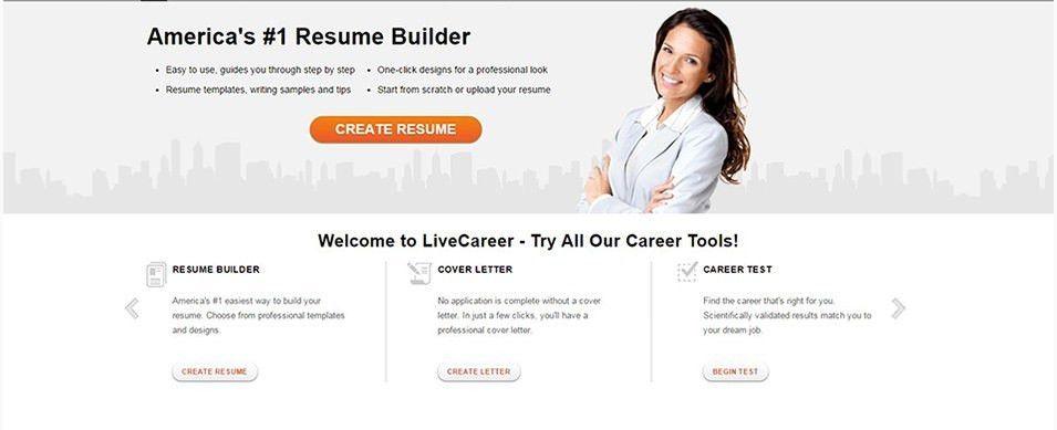 22+ Top Best Resume Builders 2016 | Free & Premium Templates