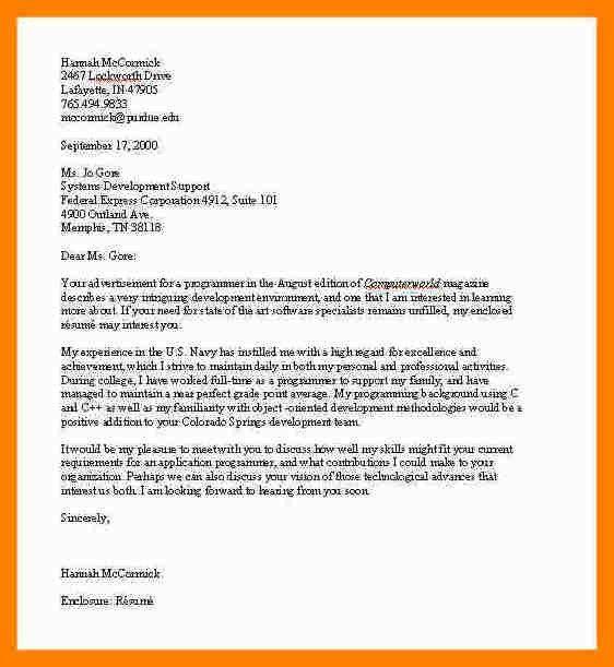 Application Letter Format. Formal Application Letter 55+ Free ...