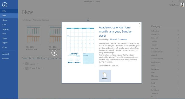 Free Academic Printables for Teachers and Administrators