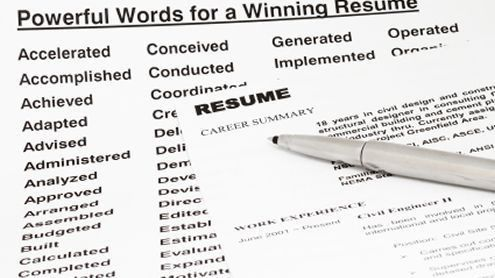 action words list resume example action verbs for resumes list ...
