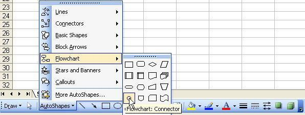 Excel Drawing Toolbar & Select Objects 2007-2016