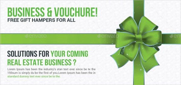Business Gift Voucher Templates - 27+ Free PSD, AI, EPS, Vector ...