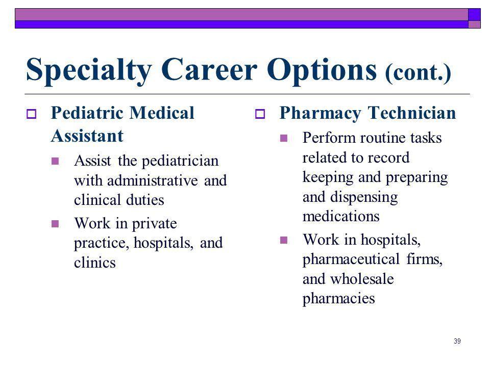 Medical Assisting Chapter 2 - ppt video online download