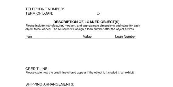 Loan Agreement Itemization Definition Loan Agreement Itemization ...