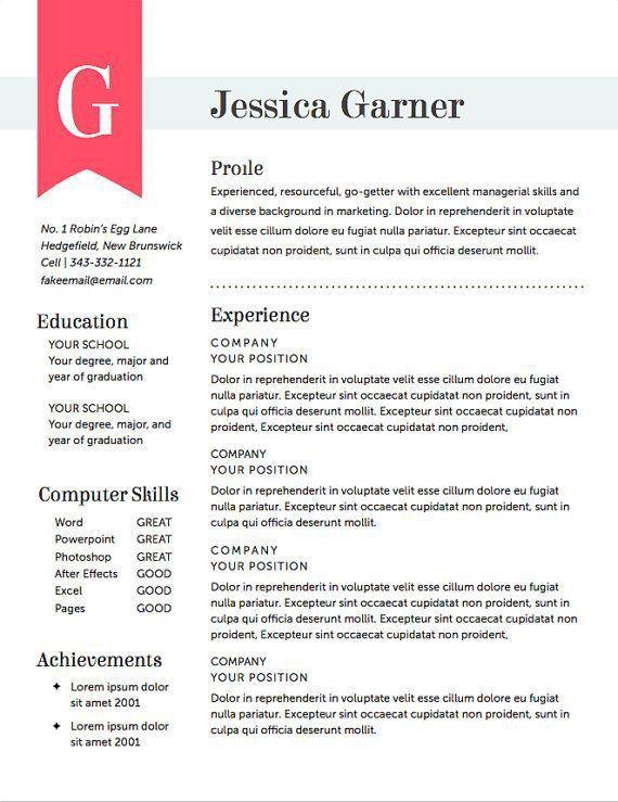 Download Unique Resume Examples | haadyaooverbayresort.com