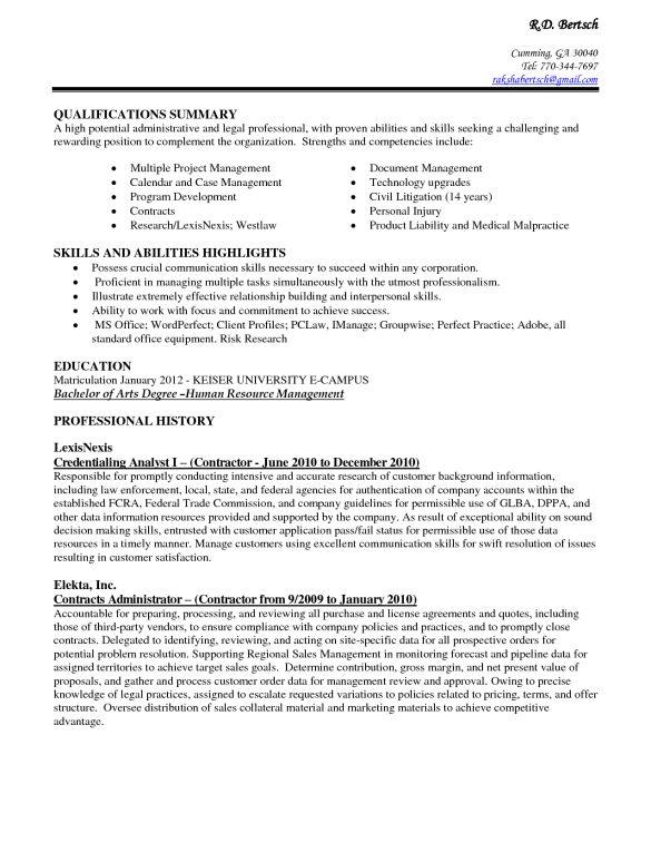 32 Job Winning Executive Administrative Assistant Resume Samples ...