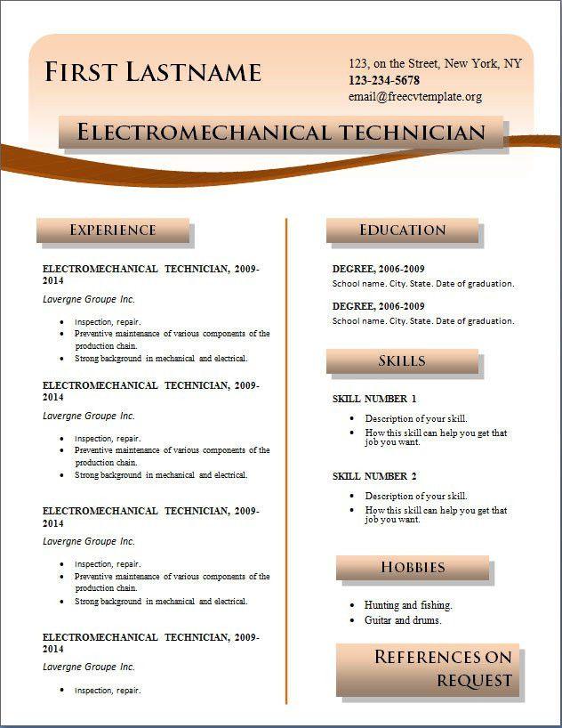 free print resume download resume printing