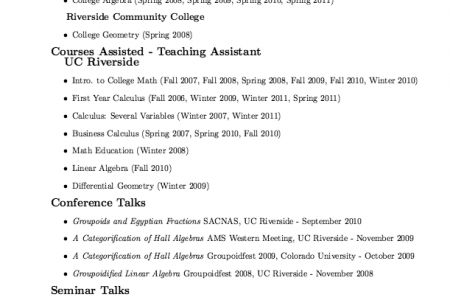 Math Teacher Resume Samples VisualCV Resume Samples Database, Math ...