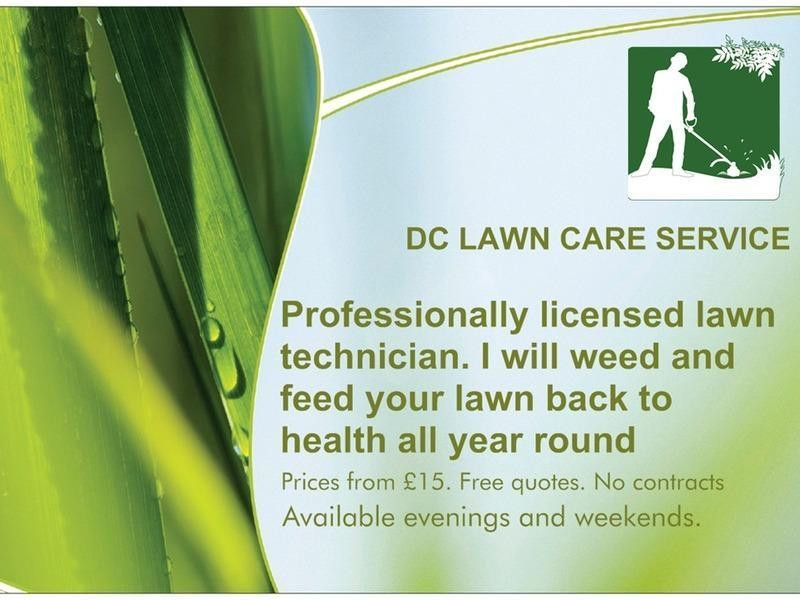 Proffessionally licensed lawn technician - East Grinstead | Friday-Ad