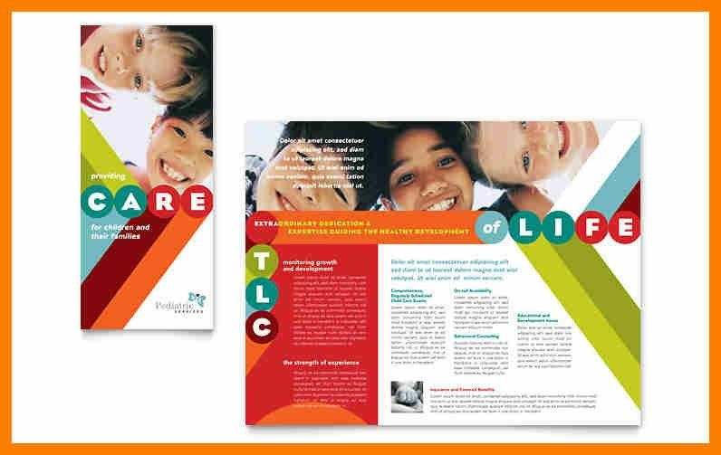 free microsoft brochure templates - Template