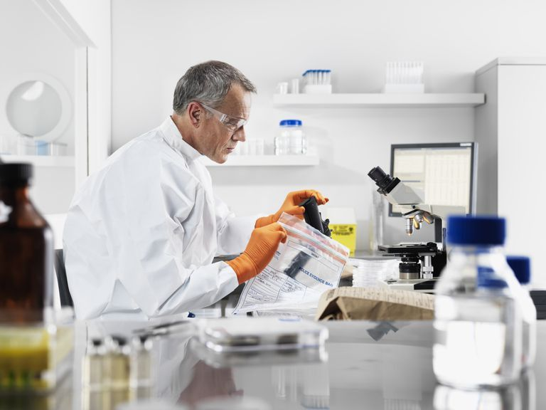 A Career in Forensic Toxicology—Job and Salary Information