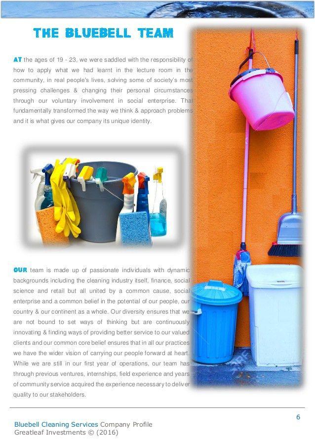 Bluebell Company Profile