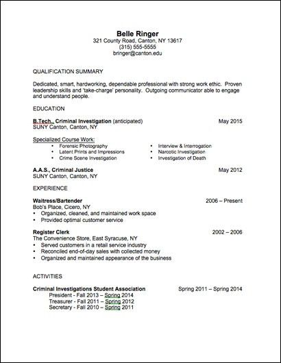 Hvac Resume Examples. Blank Online Resumes Samples Resume Exciting ...