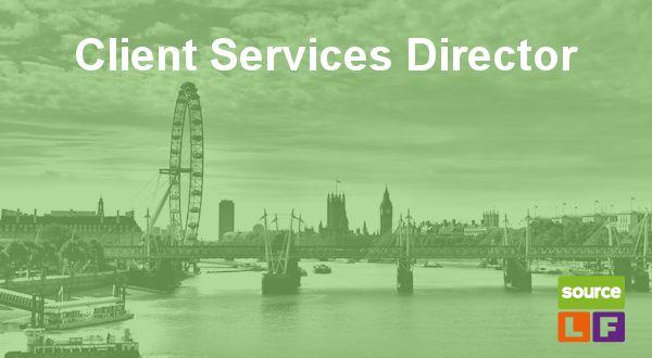Client Services Director - Job Description