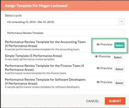 Performance Review System – Manager Perspective | Engagedly