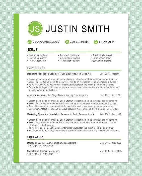 20 best Marketing Resume Samples images on Pinterest | Marketing ...