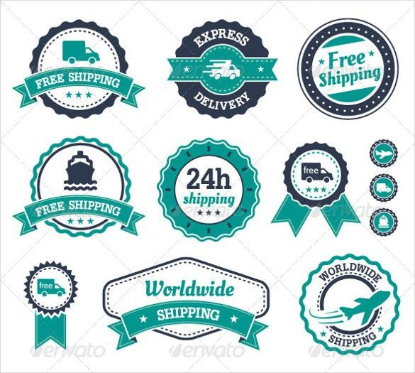 20+ Shipping Label Templates – Free Sample, Example Format ...