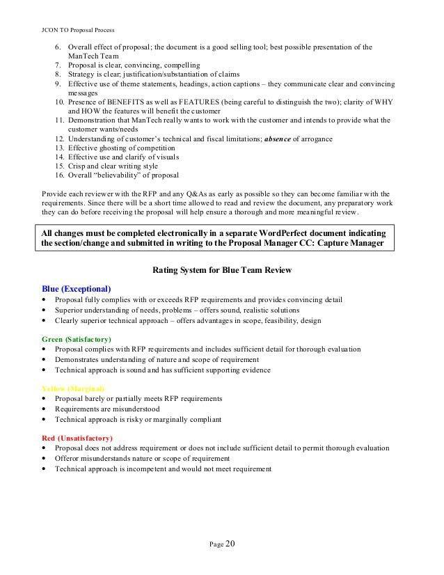 JCON TO Proposal Development Process-DRAFT