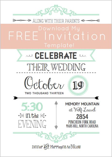 Wedding Invitations Online Free | ILCASAROSF.COM
