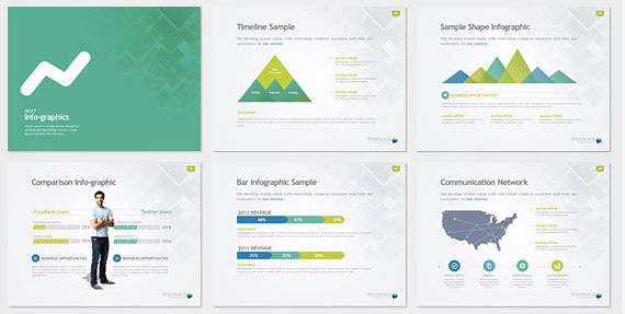 60 Best PowerPoint Templates of 2016