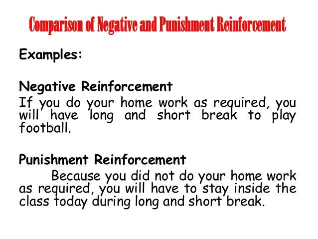 Microteaching reinforcement