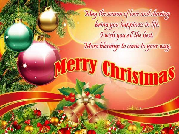 Christmas Wishes And Images - Christmas Day Wishes or Messages ...