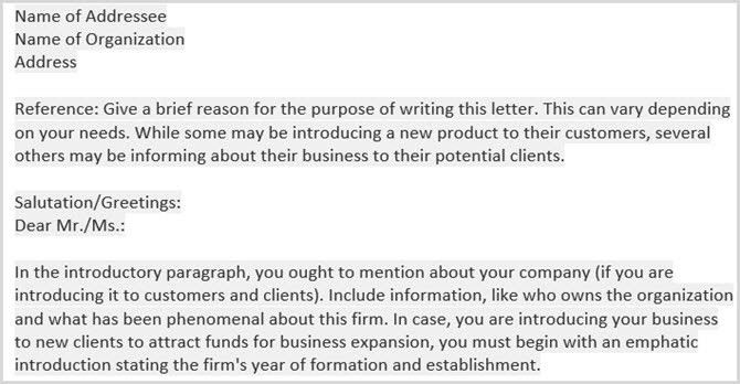 Balunywa Bytes: 15 Business Letter Templates for Microsoft Word to ...