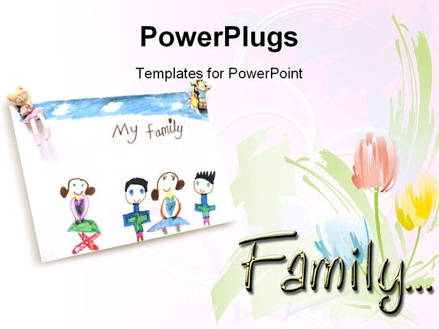 Family Powerpoint Templates Free - Tomium.info