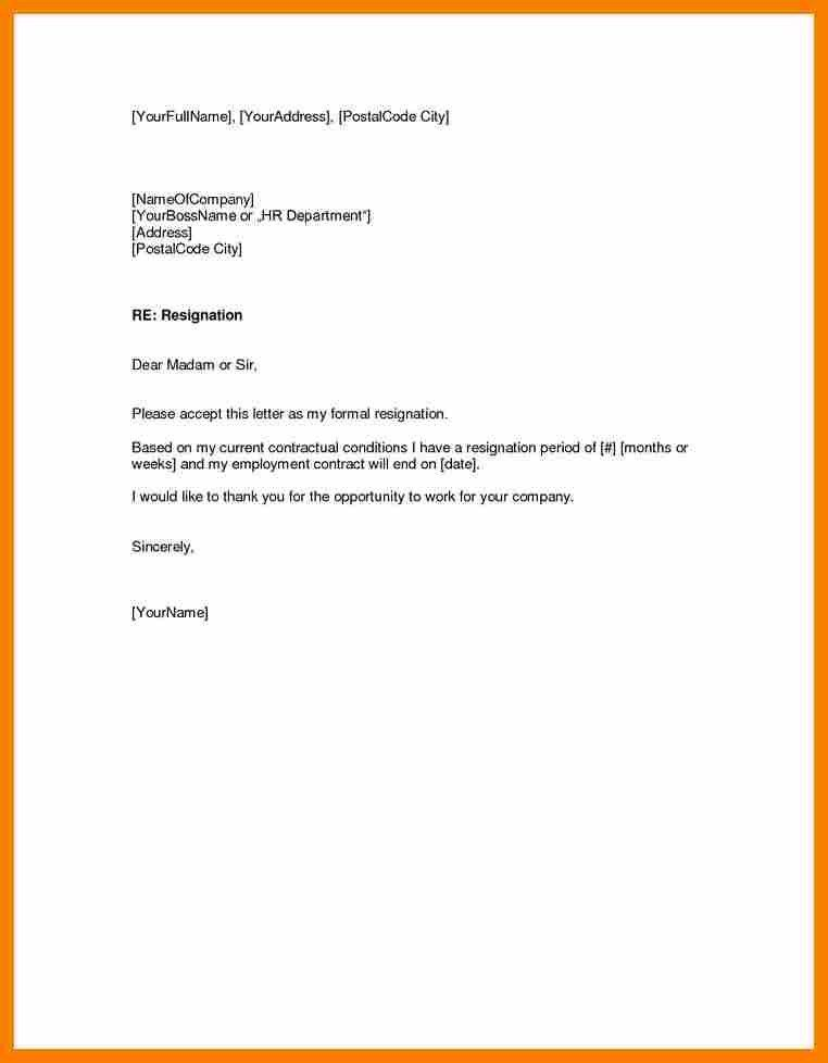 Letters Of Resignation. Cancellation Resignation Withdrawal Letter ...