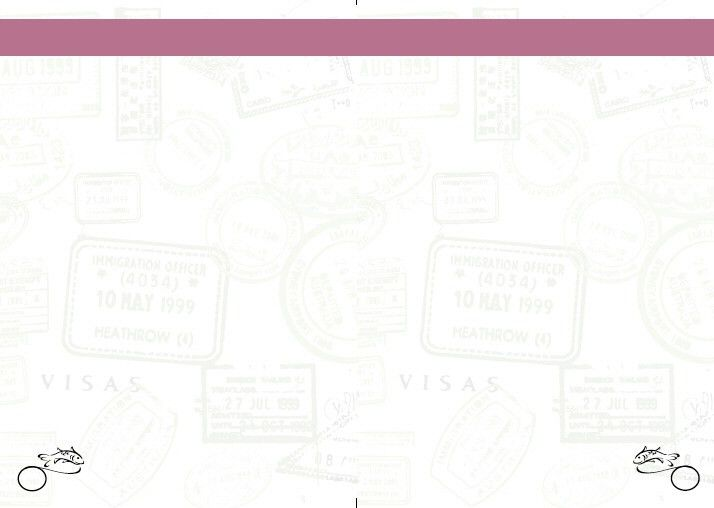 Passport Invitation template | Aylee Bits