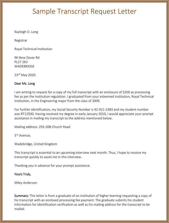 Best 25+ Formal letter format sample ideas on Pinterest   Format ...