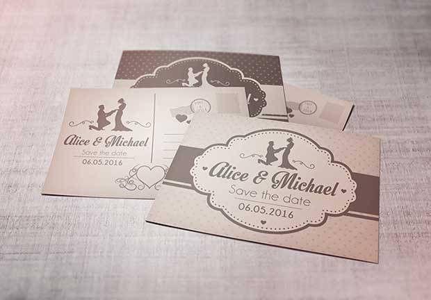 45+ Best Free Postcard Mockup PSD Templates